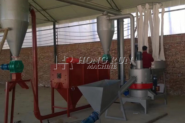 <b>Mosquito coil powder grinding machine</b>