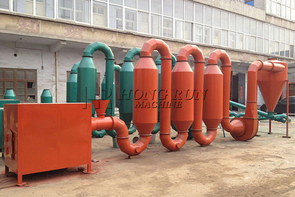 <b>dryer for agricultural wastes</b>