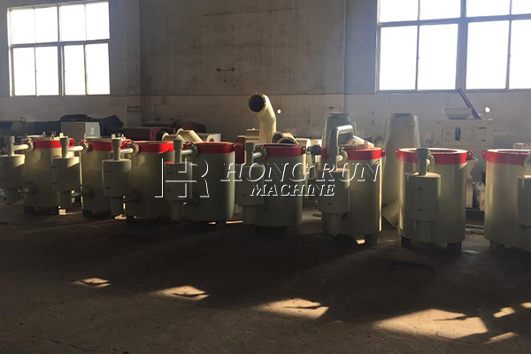 small carbonization furnace for wood